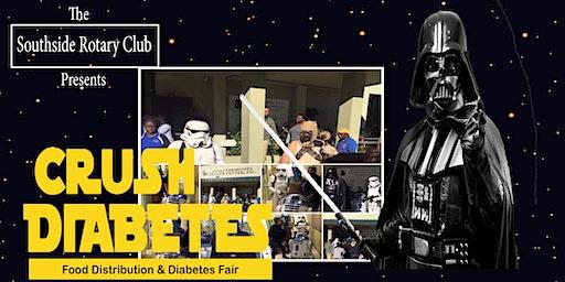 Food Distribution & Diabetes Fair : Volunteer Registration