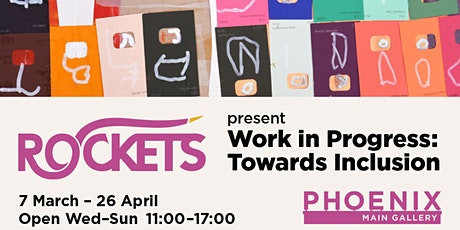 Thinking about communication through collaborative mark-making with William Thomas tickets