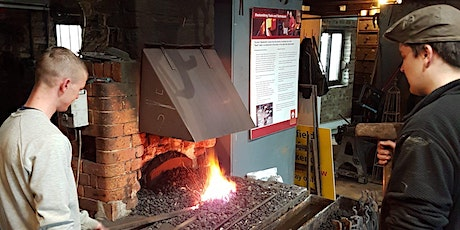Blacksmithing Taster Session tickets