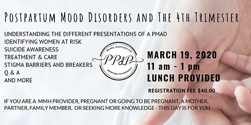 Postpartum Mood Disorders and The Fourth Trimester