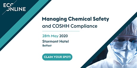 Free Workshop Belfast : Managing Chemical Safety and COSHH Compliance tickets