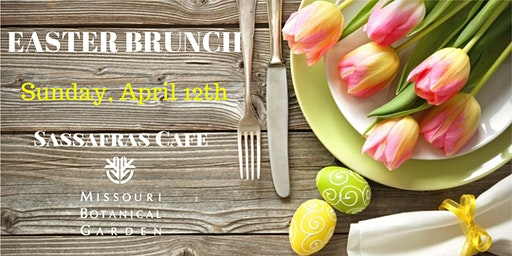 Easter Brunch at the Garden 2020