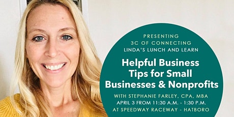 Helpful Business tips for Small Businesse & Nonprofits tickets