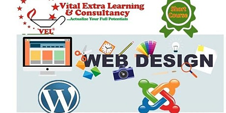 Website Development and Design using Joomla and Word Press Content Mgt tickets