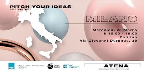 Roadshow Atena Startup Battle | Milano PoliHub tickets