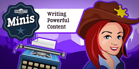 Copywriting Course - Writing Powerful Content - April 2020 tickets