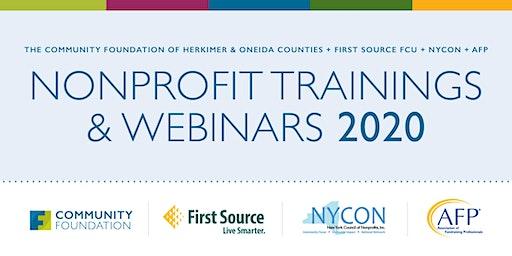 Free Nonprofit Training: Strategic Planning Implementation