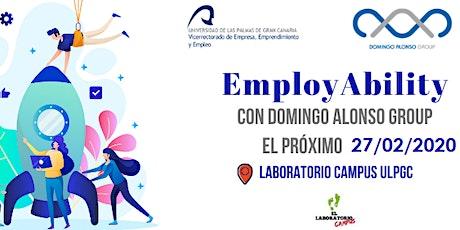 EmployAbility con Domingo Alonso Group (II) tickets