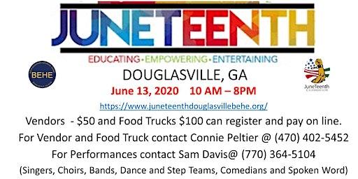 Juneteeth Douglasville 2020