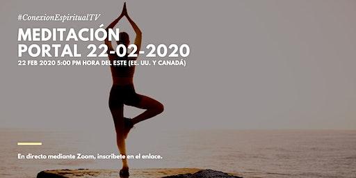 Meditación Portal 22-02-2020