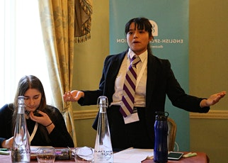 ESU Schools' Mace Debating Competition East Midlands Regional Final tickets