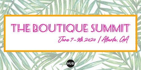 The Boutique Summit 2020 tickets