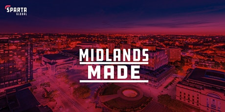 MIDLANDS MADE | Tech education and innovation in the Midlands tickets