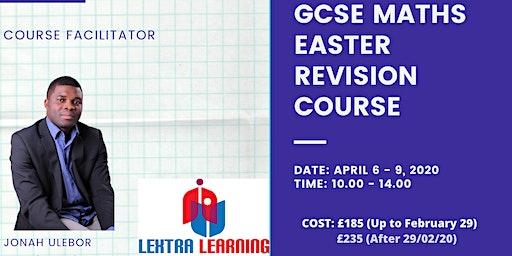 EASTER GCSE MATHS REVISION COURSE