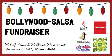 Bollywood-Salsa Night Fundraiser! tickets