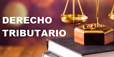 Examen Derecho Tributario  - JULIO/2020 entradas