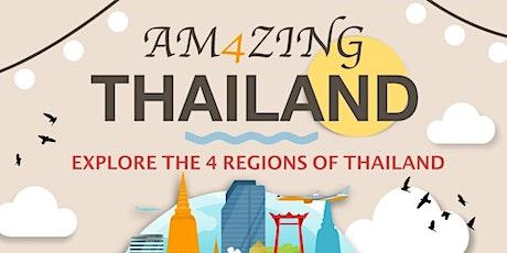 'Amazing Thailand 2020' tickets