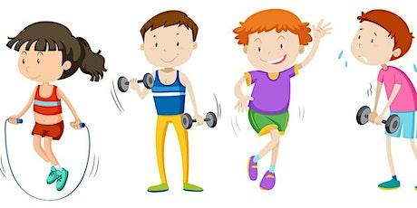 Wellness 2020 Movement Workshop tickets