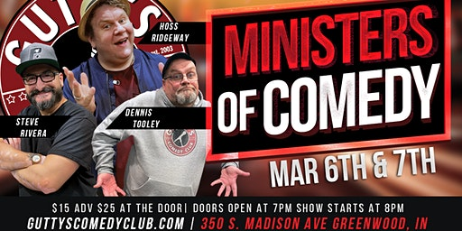 Ministers Of Comedy
