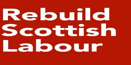Rebuilding Scottish Labour: Brainstorm tickets