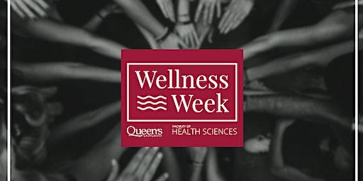Faculty of Health Sciences Wellness Week - Meditation Class