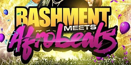 BASHMENT meets AFROBEATS - Shoreditch VIP Party tickets
