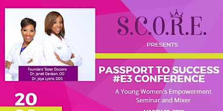 Passport to Success #E3 Conference tickets