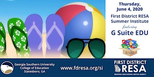 FDRESA Summer Institute 2020