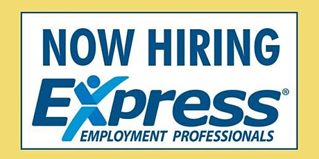 JOB FAIR Express Employment Professionals Pickering and SCEA Scarborough tickets