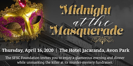 Midnight at the Masquerade Mystery Dinner tickets
