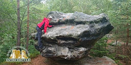 Familien-Entdeckertour geheimnisvolle Steine