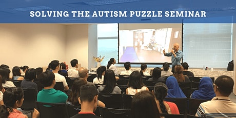 Solving The Autism Puzzle tickets