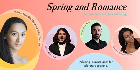 Spring & Romance 2020 tickets