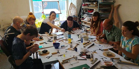 Boat Building Sculptures Workshop tickets