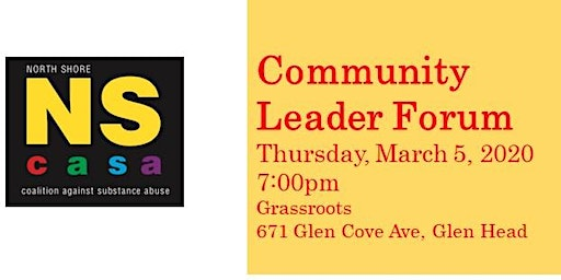 Community Leader Forum