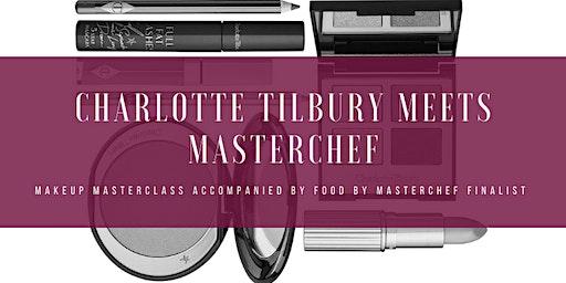 Charlotte Tilbury Meets Masterchef
