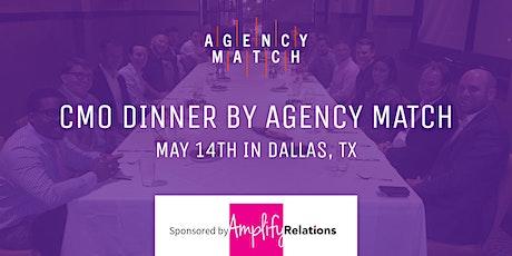 Dallas CMO Dinner tickets