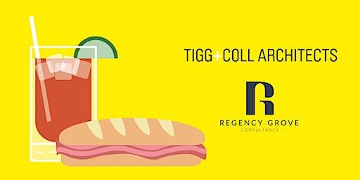 MIPIM 2020   TIGG + COLL and REGENCY GROVE