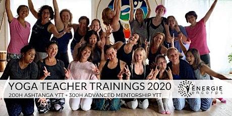 FREE Info Session: 200h Ashtanga Yoga Teacher Training 2020 tickets