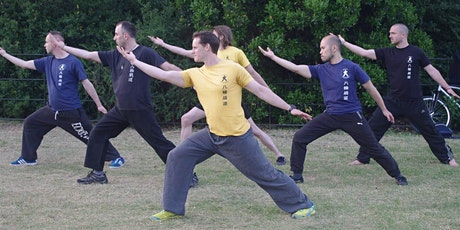 Baji Zhandao Kung-Fu/Meditation - outdoors class (Adults 16+) tickets