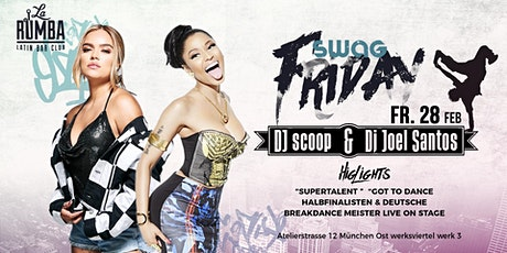 SWAG Friday - the sexiest night in town Tickets
