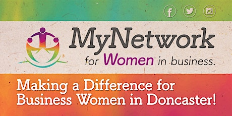 MyNetwork Doncaster Women in Business Networking Event tickets