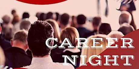 Career Night February 2020 tickets