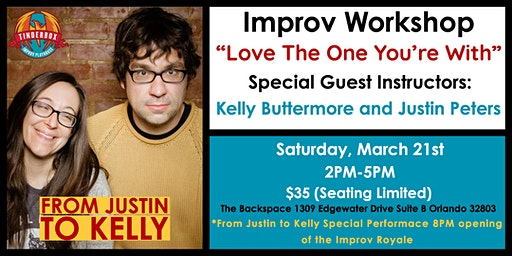Improv Workshop - Love The One You're With