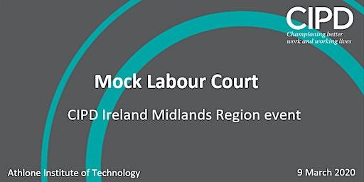 Mock Labour Court - CIPD Ireland Midlands Region