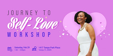 Journey to Self Love tickets