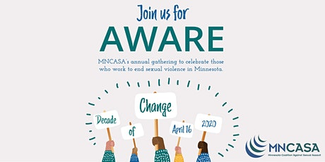 AWARE: Decade of Change tickets