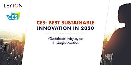 La mesa de la innovación sostenible: los mejores proyectos del 2020 entradas