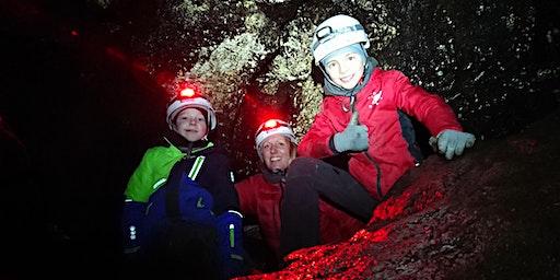 Familien-Höhlentour