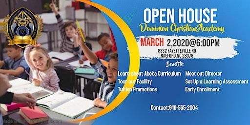 Dominion Christian Academy Open House
